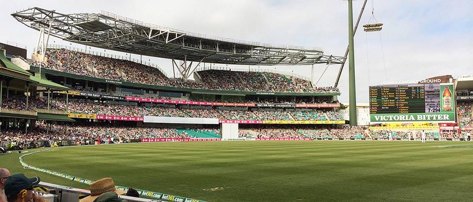 Sydney Cricket Grounds