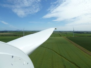 Wind Turbine in Germany