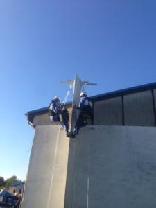 Wind Turbine Repair training in Germany